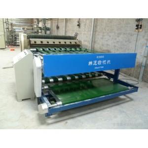 纸箱单瓦自动收纸机