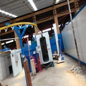 科奥厂家供应涂装生产线 喷涂流水线 喷粉设备 生物颗粒加热设备