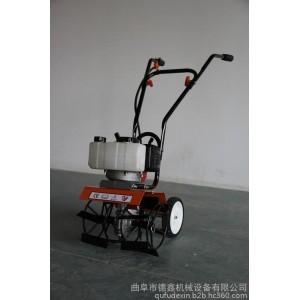 厂家直销 家用小型多功能旋耕锄草机 大棚果园除草松土