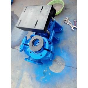 耐腐蚀泵2/1.5B-AH型卧式砂石泵 渣浆泵、矿渣输送泵 矿山电厂专用矿渣输送泵