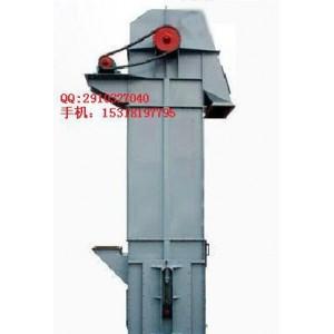 沈阳销售钢斗带式斗提机,粉末提升机,料斗提升上料机报价12