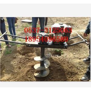 挖坑机标准配置*挖坑机钻头价格*植树挖坑机配件 yyz