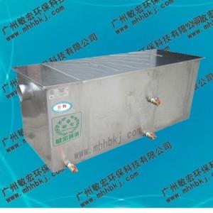 供应敏宏MH-6Y吉林长春隔油池厂家|厨房油水分离器价格|无动力餐饮油水分离设备