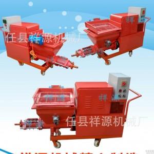 新型保温砂浆喷涂机 墙体砂浆喷涂机