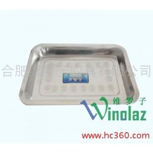 供应维罗子不锈钢方盘、托盘、餐具、厨具