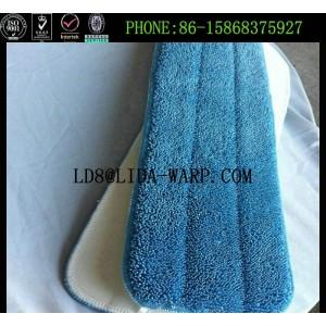 超细纤维地拖;经编地拖布;家务清洁用品