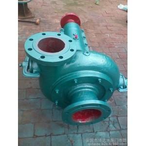 排污泵6PW卧式离心排污泵 大流量污水泵排污泵不堵塞立式污水排污泵