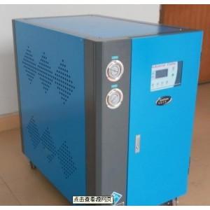 佛山厂家新款小型工业冷水机组 螺杆半导体电镀水冷机温度可控