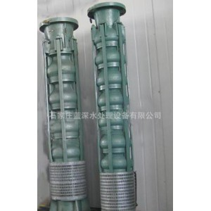 石家庄 水泵厂家专业生产德里潜水泵6618*3系列