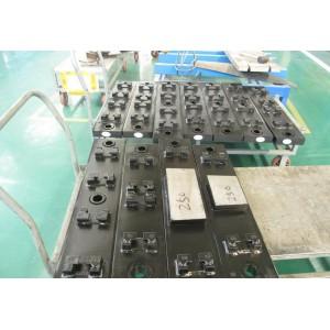 铁路橡胶道叉400T-1200T平板硫化机