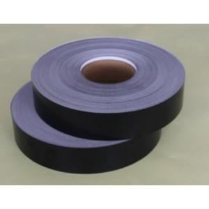 强粘黑色PVC不干胶材料