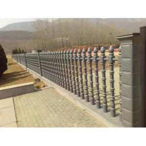 大连水泥艺术围栏安装