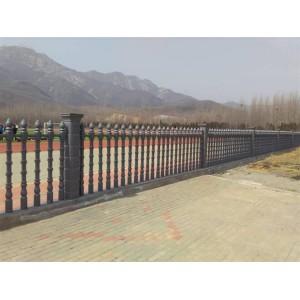 大连水泥栅栏安装价格