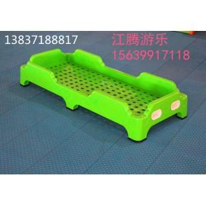 20174河南幼儿园儿童床  幼儿园午休床  折叠床