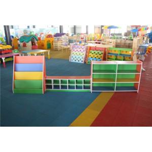 2017款幼儿园儿童书包柜  彩色柜  防火柜  玩具柜