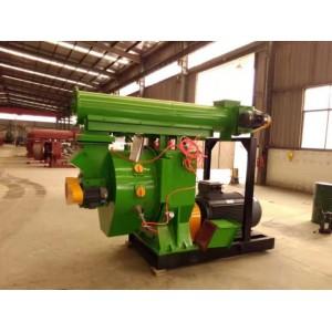 安徽木屑颗粒机|一吨产量颗粒机简配