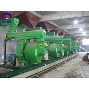 锯末制粒机设备|3吨颗粒机生产线
