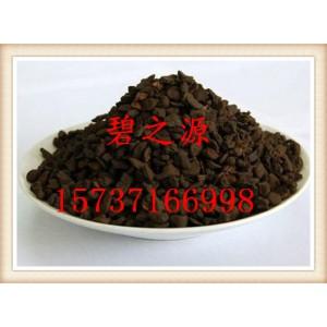 青岛高效除铁除锰,锰砂滤料厂家今日价格