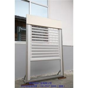西安电动铝合金卷闸门安装 西安电动铝合金卷闸门定做