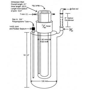 光化学反应器 Photochemical reactor