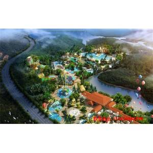 山东水上乐园景观设计公司 山东水上乐园景观设计方案