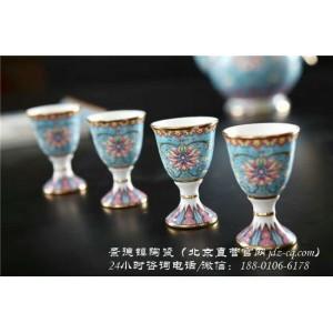北京景德镇陶瓷酒具套装批发价格