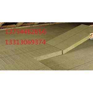 外墙一级保温岩棉板厂家  防火岩棉板价格
