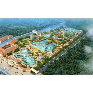 水上乐园景观设计方案 水上乐园景观设计公司