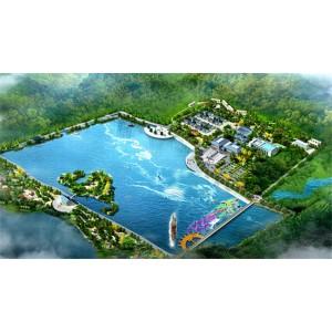 水上乐园景观设计公司 水上乐园景观设计方案