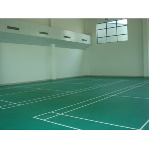 PVC运动地板生产厂家