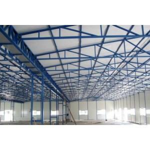 钢结构建筑厂房