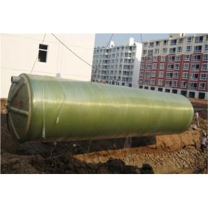 城市改造玻璃钢化粪池生产厂家 城市改造玻璃钢化粪池供应商