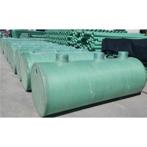 城市改造玻璃钢化粪池供应商 城市改造玻璃钢化粪池生产厂家