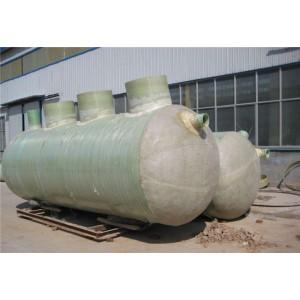 波纹玻璃钢化粪池生产厂家 波纹玻璃钢化粪池供应商