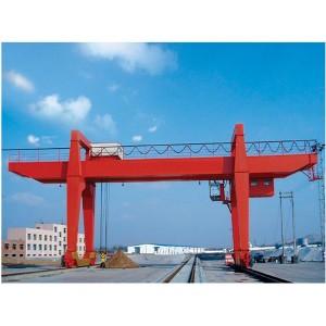 电动葫芦双梁起重机生产厂家 电动葫芦双梁起重机供应商