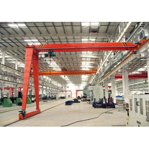电动葫芦半门式起重机生产厂家 电动葫芦半门式起重机供应商