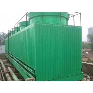 逆流式圆形玻璃钢冷却塔生产厂家 逆流式圆形玻璃钢冷却塔供应商