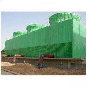 横流式方形玻璃钢冷却塔供应商 横流式方形玻璃钢冷却塔生产厂家