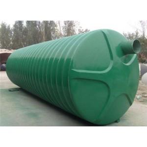 波纹玻璃钢化粪池供应商 波纹玻璃钢化粪池生产厂家