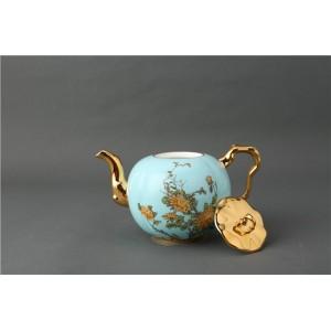 景德镇陶瓷办公四件套定制厂家