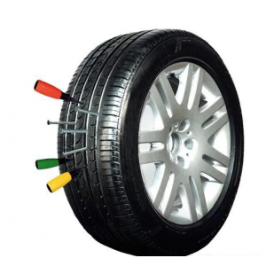汽车防扎安全轮胎