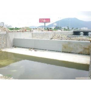 景观钢坝闸门