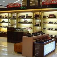 男女鞋展柜