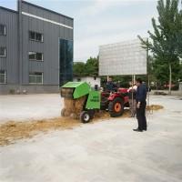 8050型玉米秸秆捡拾圆捆打捆机