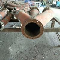 耐磨陶瓷变径管