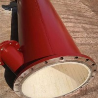 耐磨陶瓷异径管