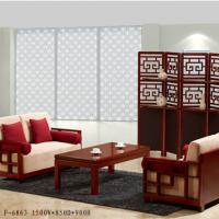 现代时尚系列实木扶手沙发