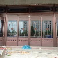 办公楼铜门