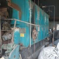 出售4吨生物质蒸汽锅炉一套