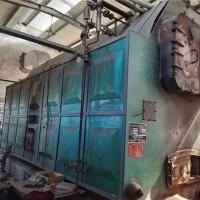 10吨水动生物质蒸汽锅炉一体炉